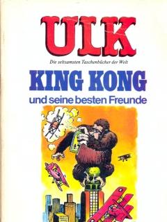 ULK Taschenbuch: King Kong und seine besten Freunde #2 • Germany • 1st Edition - Williams