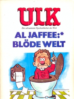 Go to ULK Taschenbuch: Al Jaffee: Blöde Welt #1 • Germany • 1st Edition - Williams