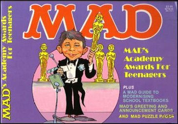Mad's Academy Awards For Teens • Australia