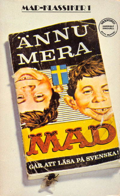 MAD-Klassiker #1: Ännu Mera MAD • Sweden
