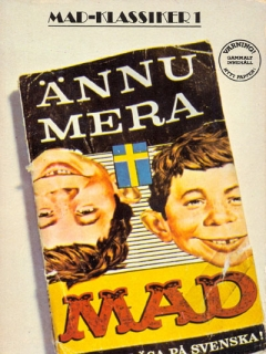 Go to MAD-Klassiker #1: Ännu Mera MAD • Sweden