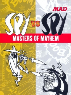 Go to Spy vs. Spy Masters of Mayhem • USA • 1st Edition - New York