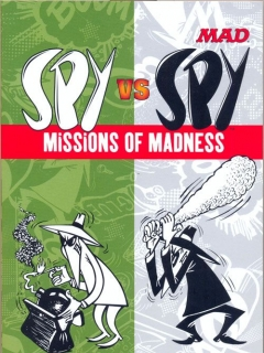 Go to Spy vs Spy Missions of Madness
