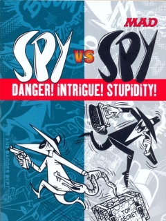 Go to Spy vs Spy Danger! Intrigue! Stupidity!  • USA • 1st Edition - New York