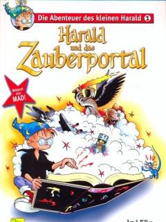 Die Abenteuer des kleinen Harald #1