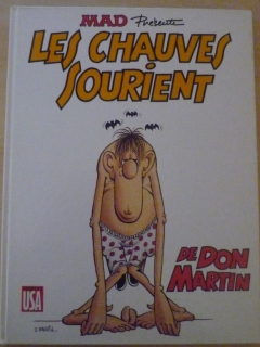 Les Chauves Sourient • France • 2nd Edition - Grafika