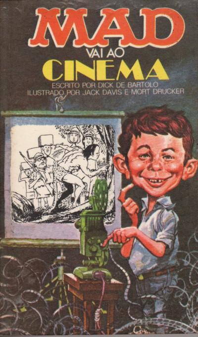 MAD Vai ao Cinema  #8 • Brasil • 1st Edition - Veechi
