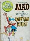 Image of Los Artistas de MAD: LAS DESVENTURAS DEL CAPITAN KLUTZ #4