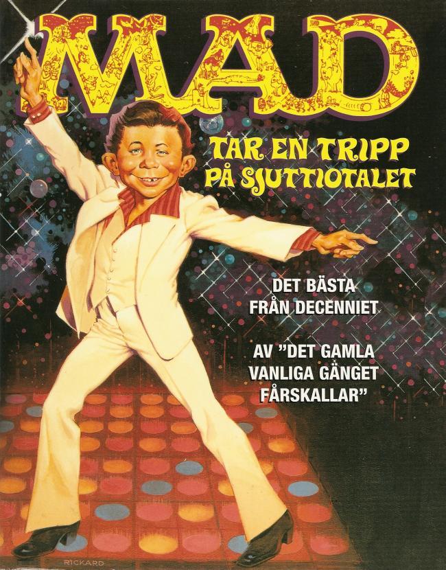 MAD tar en tripp på 70-talet • Sweden