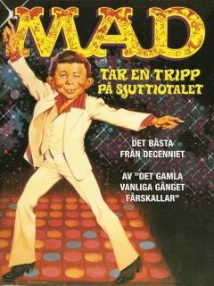 Go to MAD tar en tripp på 70-talet • Sweden