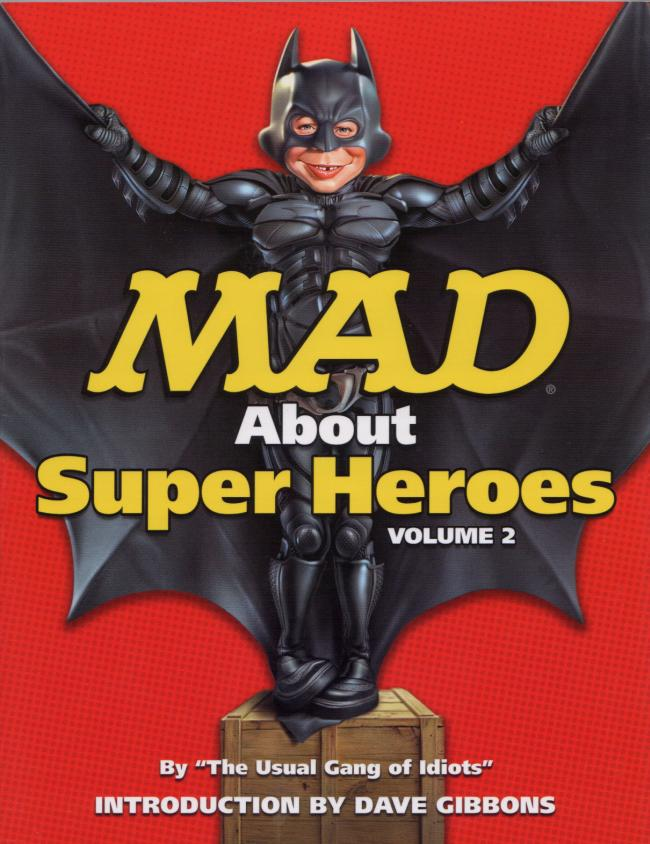 Mad about Superheroes #2 • USA • 1st Edition - New York