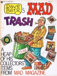 Go to Dave Berg's MAD Trash • USA • 1st Edition - New York