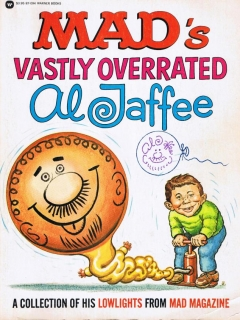 Mad's Vastly Overrated Al Jaffee • USA • 1st Edition - New York
