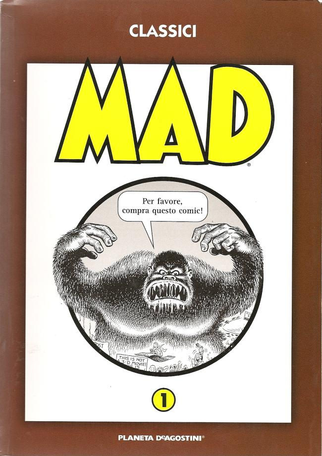 Classici MAD #1 • Italy