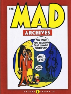 The Mad Archives #1 • USA • 1st Edition - New York