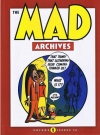 Thumbnail of The Mad Archives #1