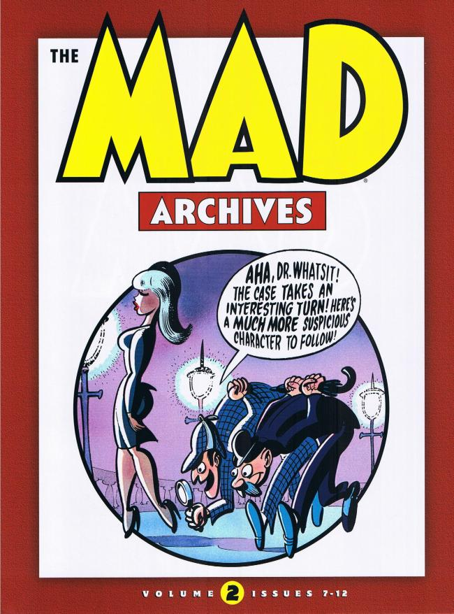The Mad Archives #2 • USA • 1st Edition - New York