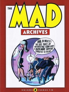 Go to The Mad Archives #2 • USA • 1st Edition - New York