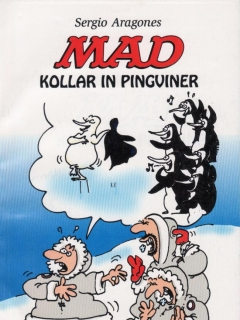 MAD Kollar in Pingviner #94 • Sweden
