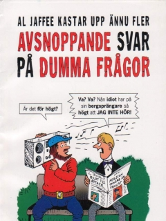 Go to Avsnoppande Svar På Dumma Frågor #93 • Sweden