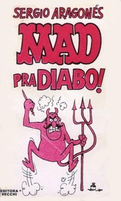 MAD pra Diabo! #14 • Brasil • 1st Edition - Veechi