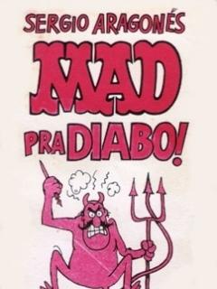 Go to MAD pra Diabo! #14 • Brasil • 1st Edition - Veechi