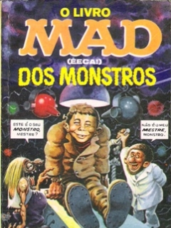 Go to O Livro MAD (EECA!) dos Monstros #12 • Brasil • 1st Edition - Veechi
