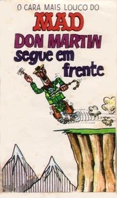 Don Martin Segue em Frente #13 • Brasil • 1st Edition - Veechi