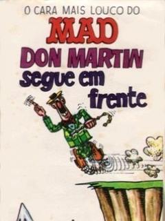 Go to Don Martin Segue em Frente #13 • Brasil • 1st Edition - Veechi