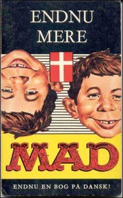 Endnu Mere MAD • Denmark • 1st Edition - Williams