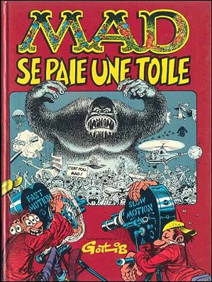 MAD Se Paie Une Toile • France • 2nd Edition - Grafika