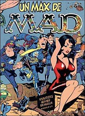 Un Max De MAD • France • 2nd Edition - Grafika