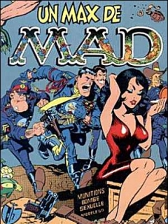 Go to Un Max De MAD • France • 2nd Edition - Grafika