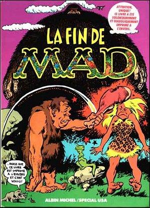 La Fin De MAD • France • 2nd Edition - Grafika