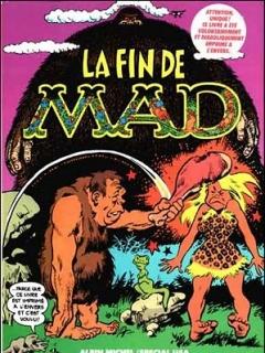 Go to La Fin De MAD • France • 2nd Edition - Grafika