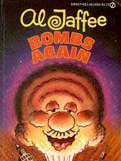 Go to Al Jaffee bombs again • Great Britain