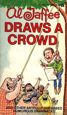 Al Jaffee draws a crowd • Great Britain