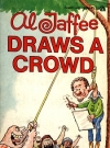 Al Jaffee draws a crowd