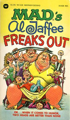 Al Jaffee freaks out • Great Britain