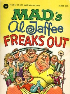 Go to Al Jaffee freaks out • Great Britain