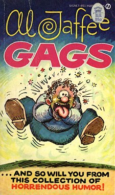 Al Jaffee gags • Great Britain