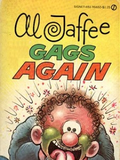 Al Jaffee gags again • Great Britain