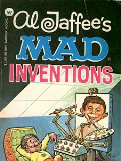Go to Al Jaffee's MAD Inventions • Great Britain