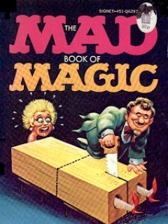 The MAD book of magic and other dirty tricks • Great Britain