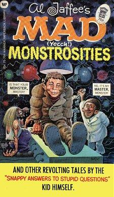 Al Jaffee's MAD Montrosities • Great Britain