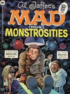 Go to Al Jaffee's MAD Montrosities • Great Britain