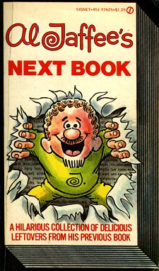 Al Jaffee's Next Book • Great Britain