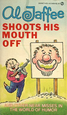 Al Jaffee shoots his mouth off • Great Britain