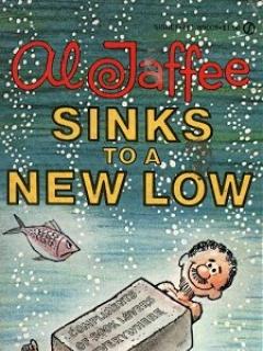 Al Jaffee sinks to a new low • Great Britain