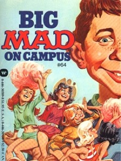 Go to Big Bad MAD on Campus #64 • Great Britain